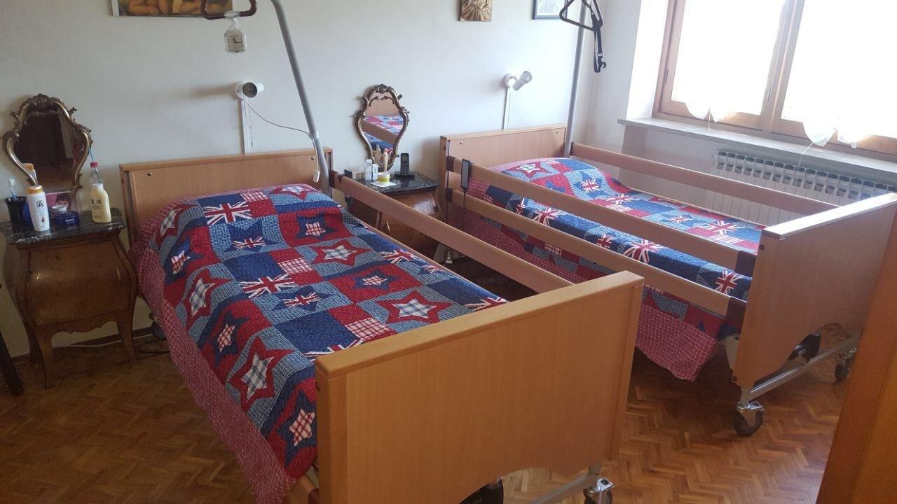 casa per anziani, assistenza medica, servizio lavanderia