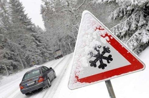 Guida sicura con gomme invernali