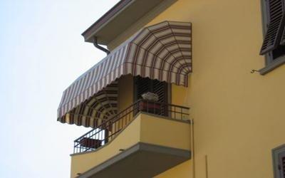 Tenda da sole da esterno cappottina cesena