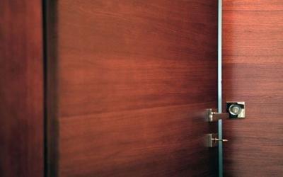 porte in legno su misura