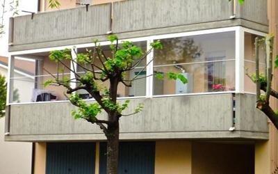 Veranda per balconi