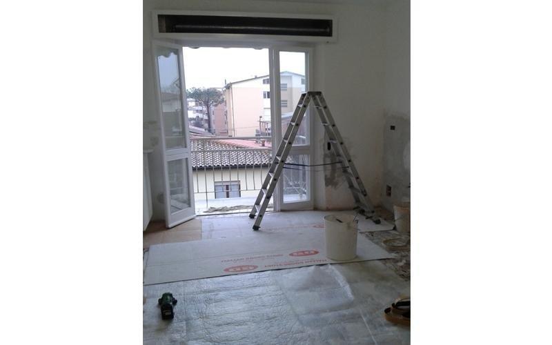 Montaggio porta finestra cesena