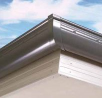 all oz roof plumbing newly fitted roof gutter