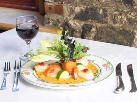 Specialità di pesce Venezia