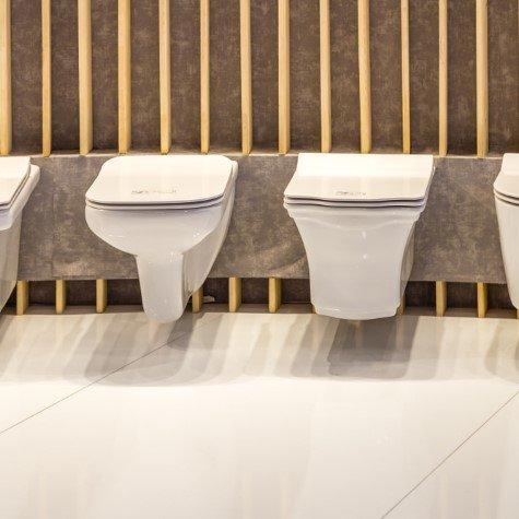 Il futuro dell arredo bagno i sanitari sospesi for Arredo bagno ozzano dell emilia
