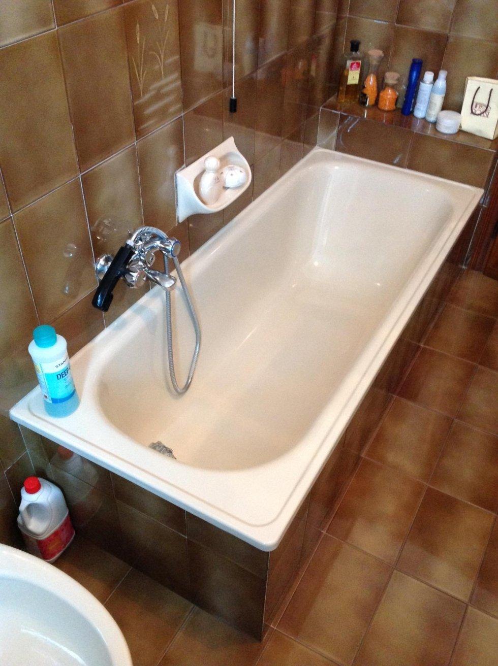 Sostituzione vasche - Reggio Emilia - Bagno Moda