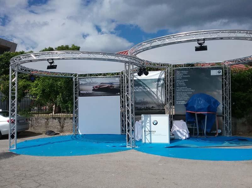 Stand del Giffoni Film Festival