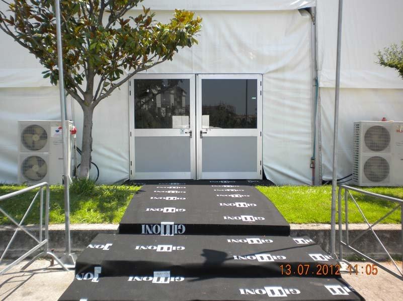 Porte antipanico del Giffoni Film Festival