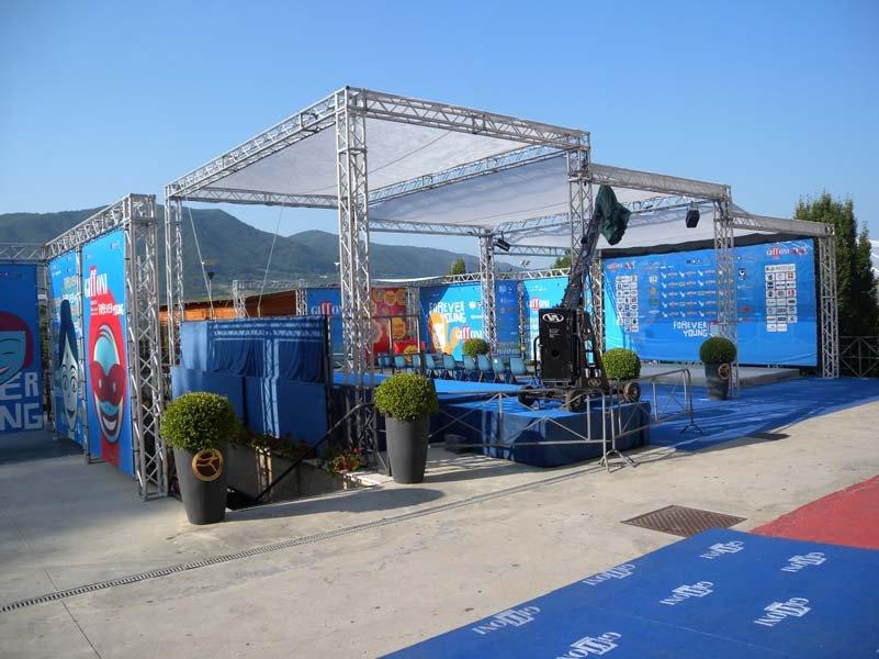 Torri layer al Giffoni Film Festival