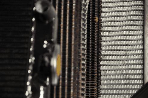 costruzione radiatori per carrelli elevatori
