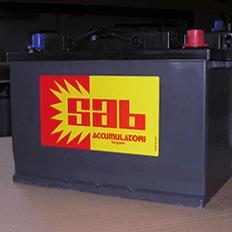 batterie per avviamento motori