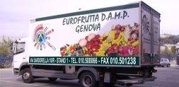 eurofrutta damp genova - via sardorella 10/r