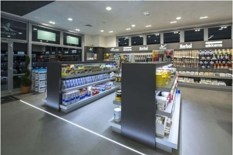 negozio sede Brembate