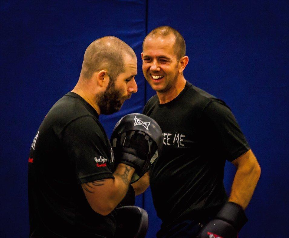 kickboxing instructors