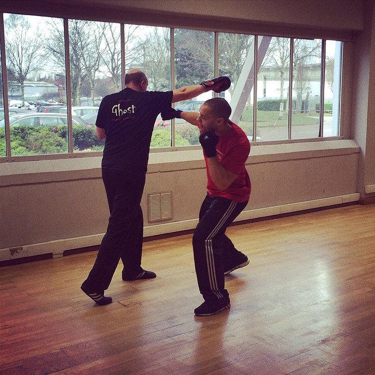 kickboxing technique