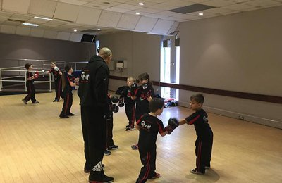 kickboxing classes for kids