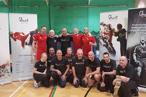 Ghost Fighter Central instructors