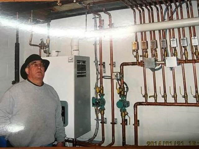 One of many heating services we offer in Washingtonville, NY