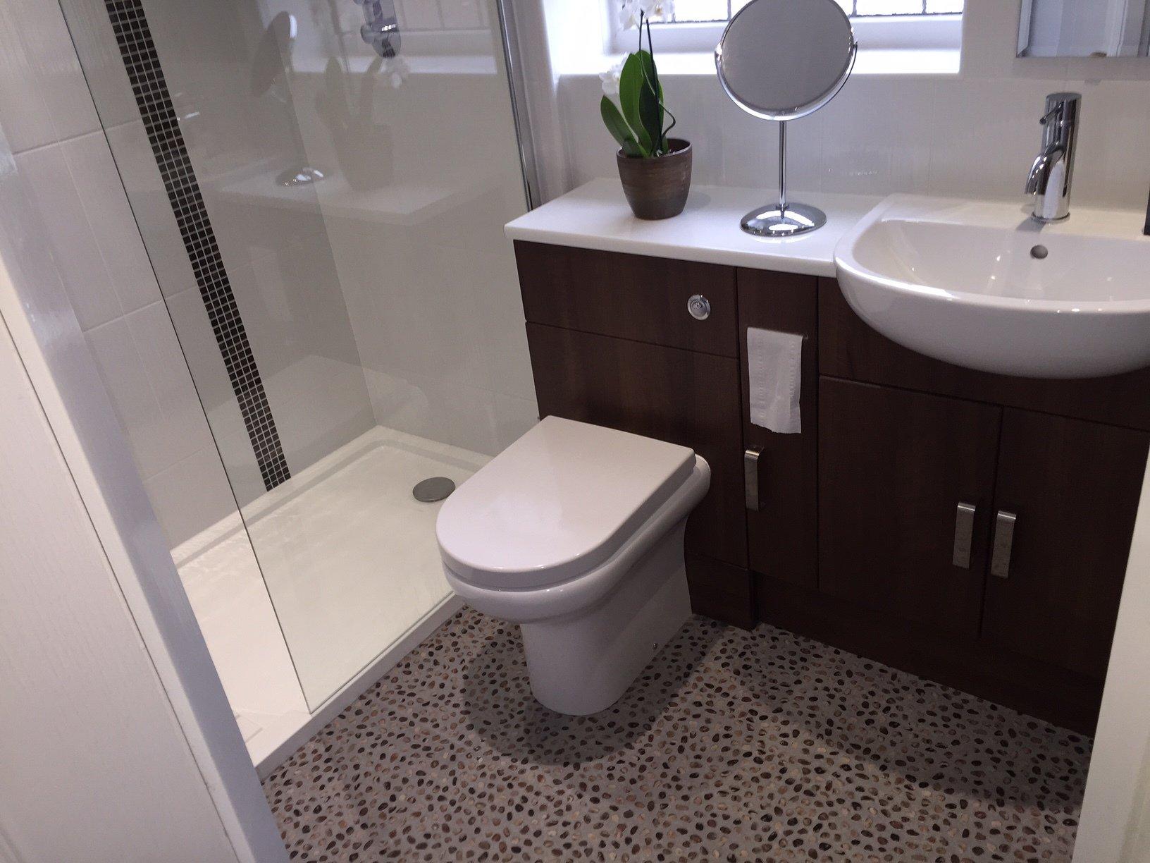 Stunning bathrooms