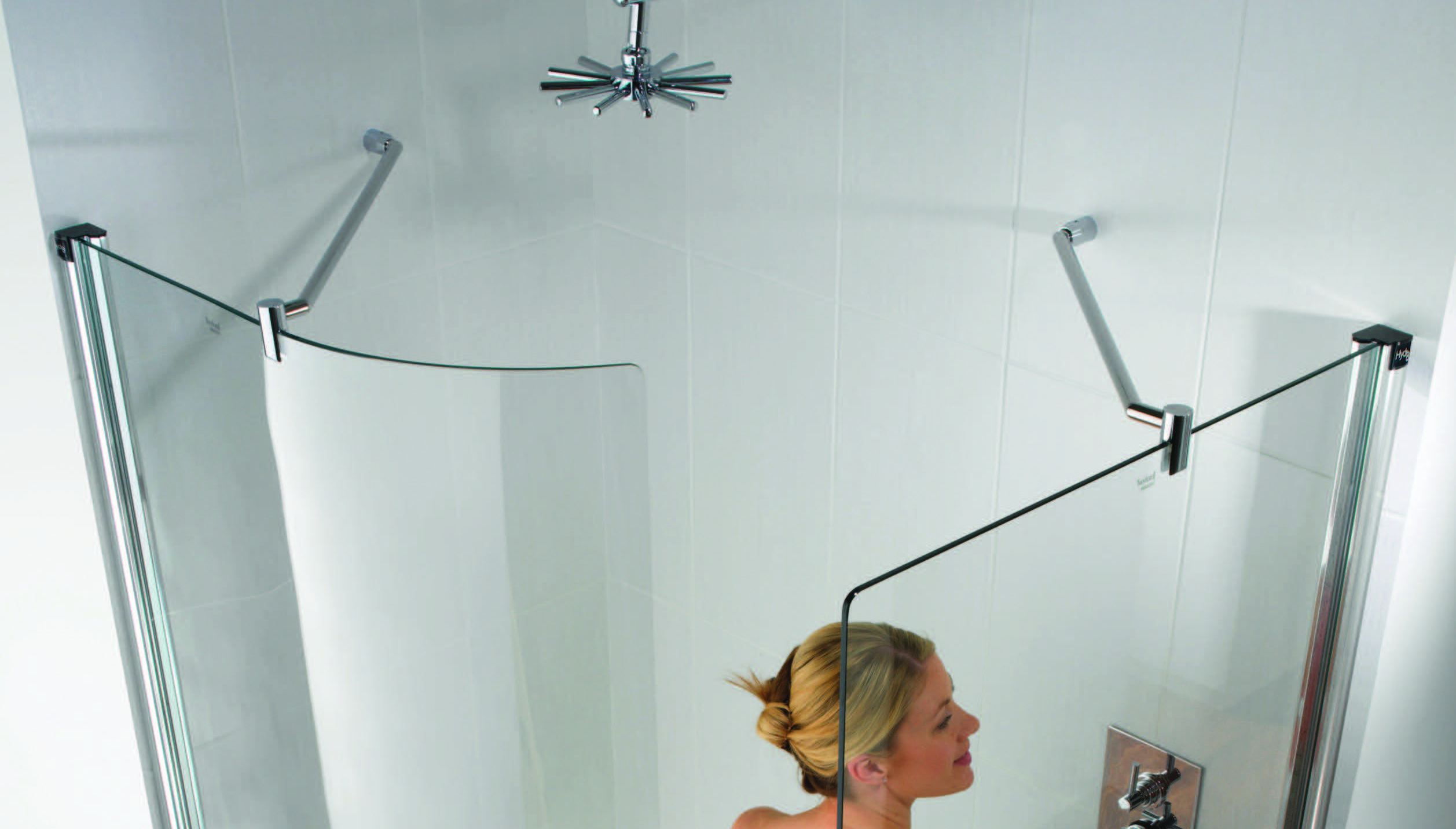 You deserve to shower in style