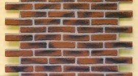 finto muro in polisterolo