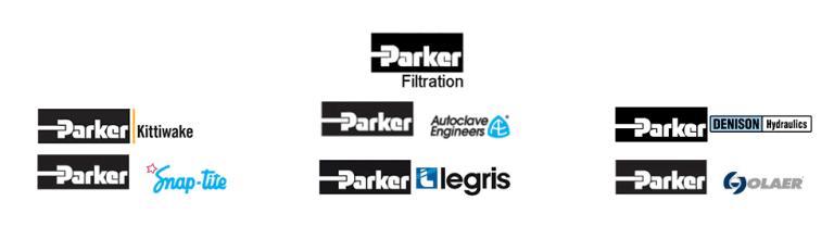 parker logos