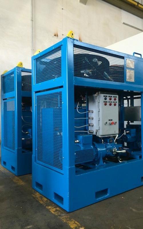 machinery components petroservices mediterranea