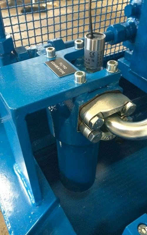 Fit Srl component manufacturing