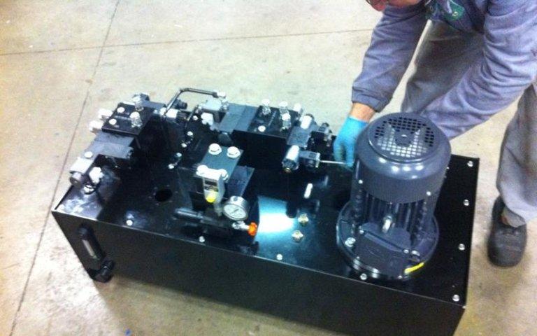 Fameccanica power unit operational assessment