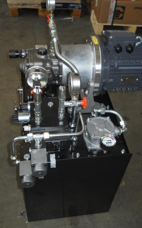 Raicam power unit component supplies