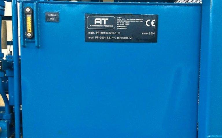Fit Srl hydraulic power units