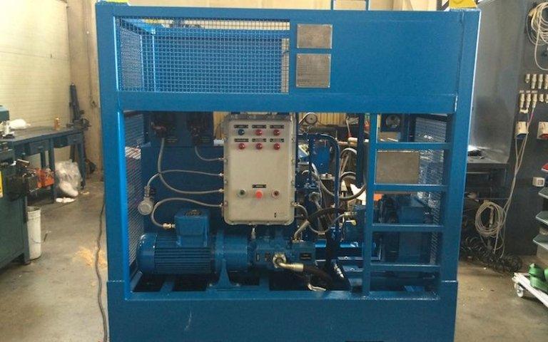 hydraulic systems petroservices mediterranea spa
