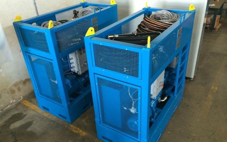 hydraulic power unit repair service