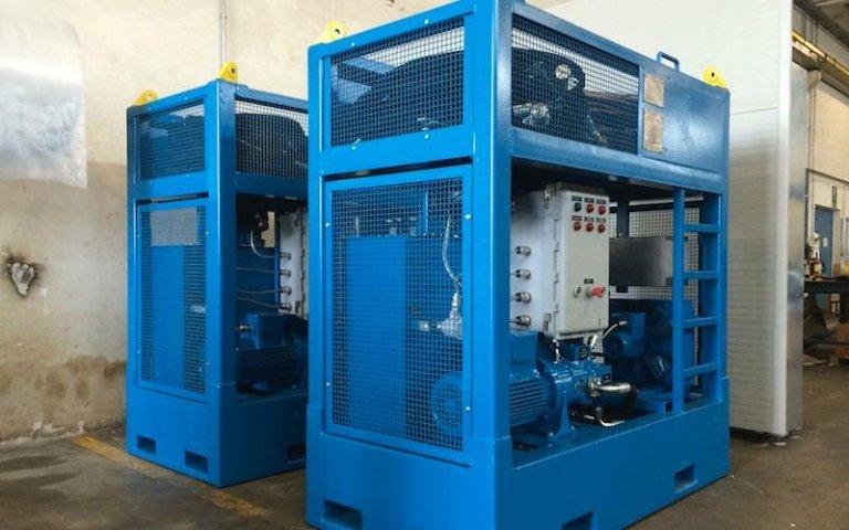 hydraulic power unit operations San Giovanni Teatino