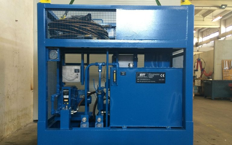 FIT Srl units for the Oil sector