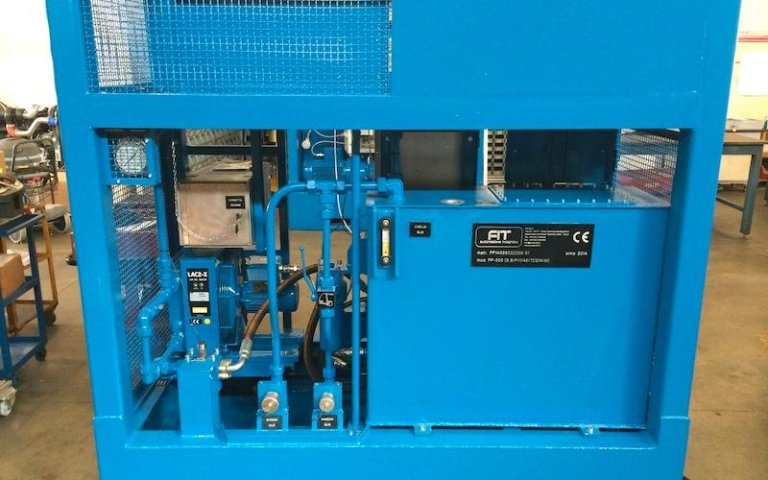 tong power unit petroservices mediterranea spa