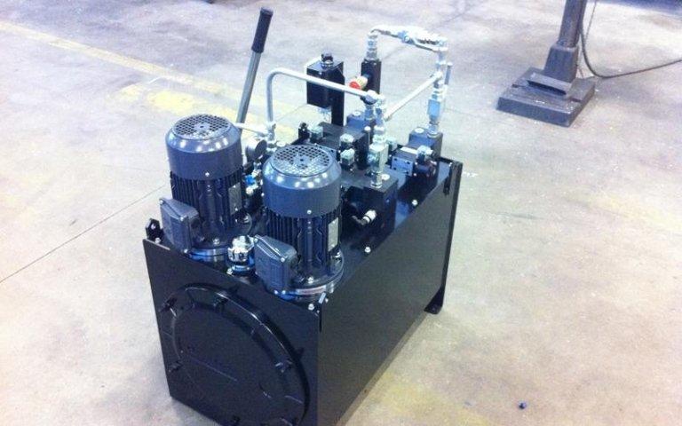 hydraulic power unit manufacturing