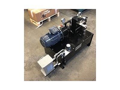 hydraulic system manufacturing
