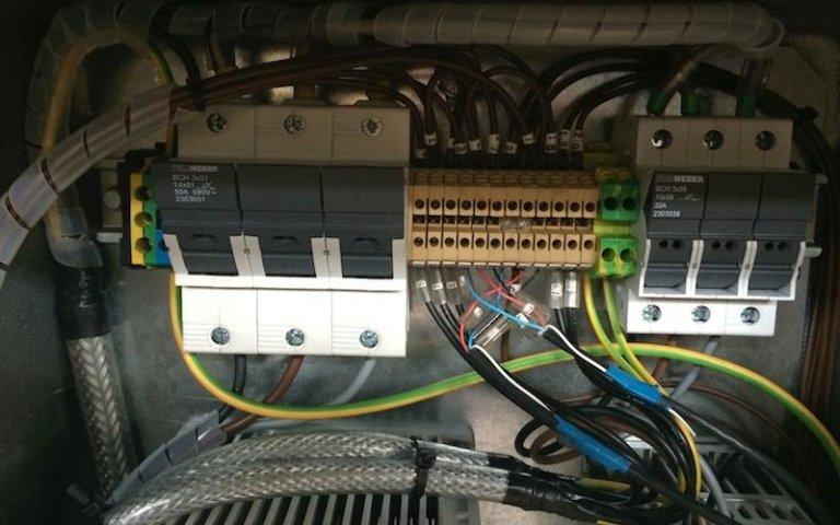 hydraulic power unit repair San Giovanni Teatino