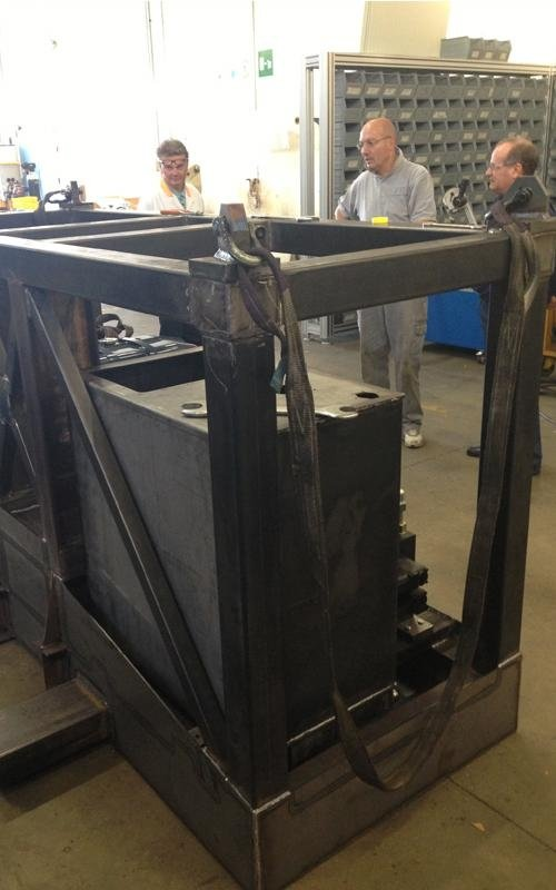 Fit Srl machinery operational check