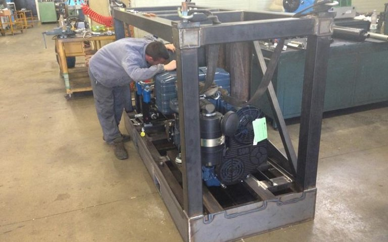 power unit operational check
