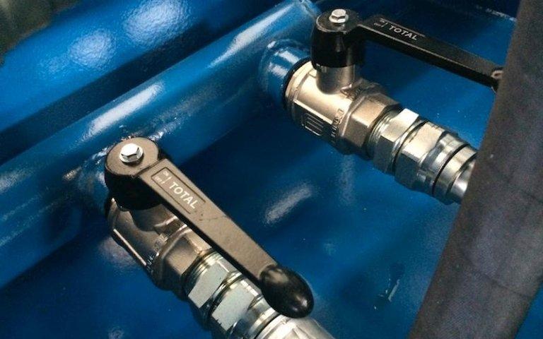 hydraulic power unit Fit Srl San Giovanni Teatino