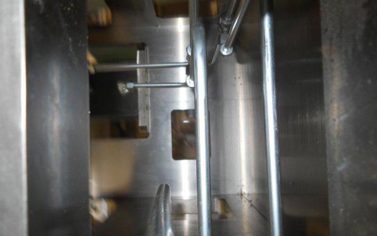 Fameccanica power unit installation