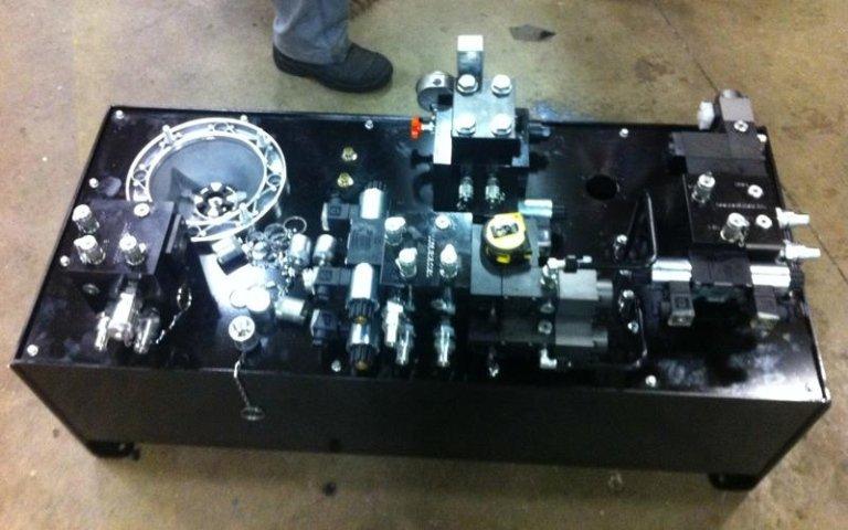 Fameccanica power unit design