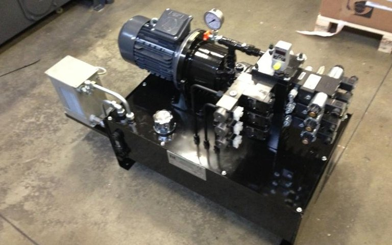 Fameccanica power units