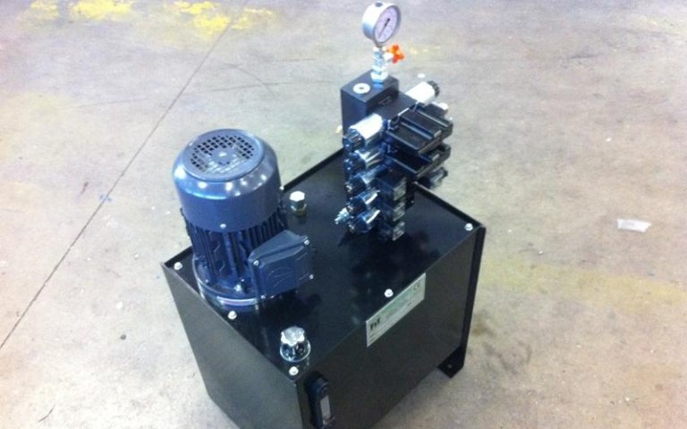 power unit manufacturing for the industrial sector
