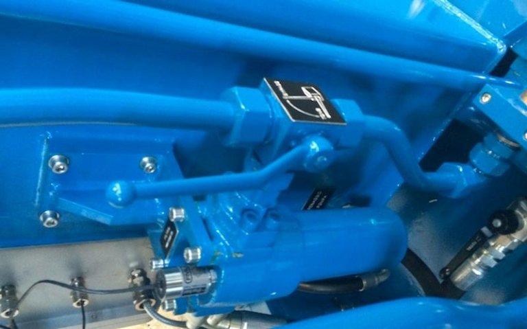 hydraulic power units component installation