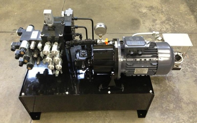 Fameccanica power unit production