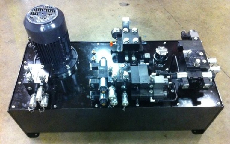 Fameccanica power unit assembly