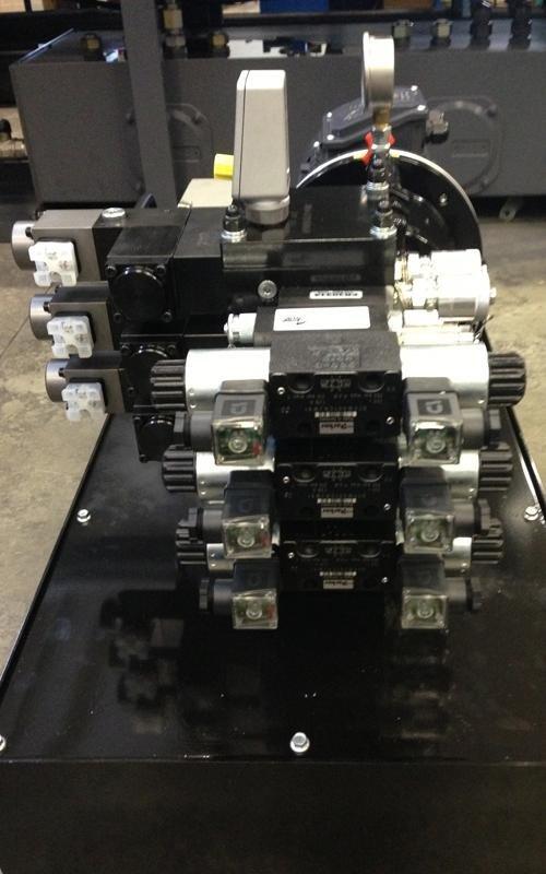 Fameccanica power unit parts